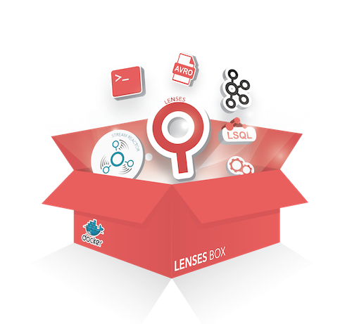 Lenses.io lenses-box